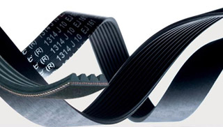 Poly Vee Belts
